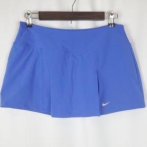 Nike Blue Dry Fit Tennis Skirt Skort